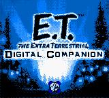E.T. The Extra Terrestrial - Digital Companion